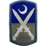 218th Maneuver Enhancement Brigade Class A Patch