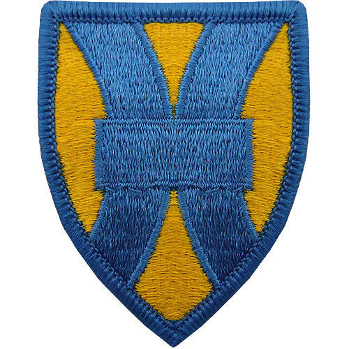 21st Support Command Class A Patch