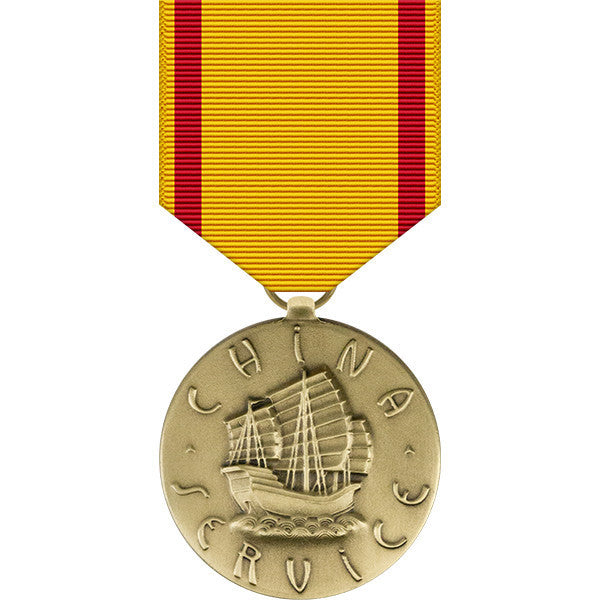 Navy China Service Medal
