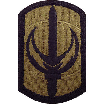 228th Signal Brigade MultiCam (OCP) Patch