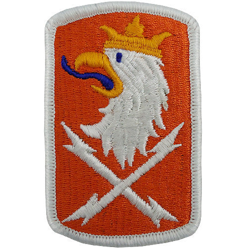 22nd Signal Brigade Class A Patch