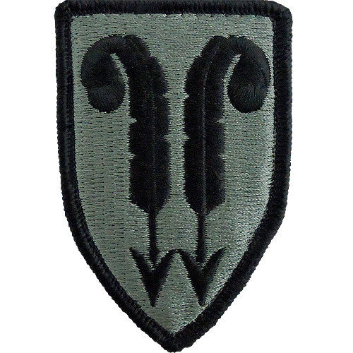 22nd Support Brigade ACU Patch