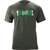 Army Commendation Ribbon Distressed T-Shirt