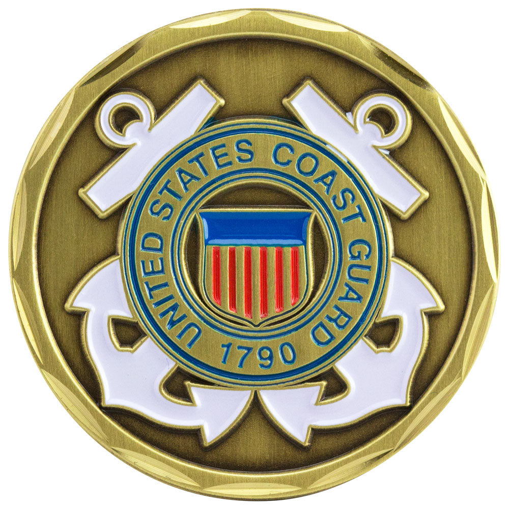 U.S. Coast Guard Coin