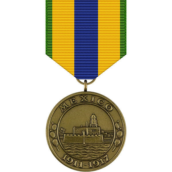 Mexican Service Medal - Navy