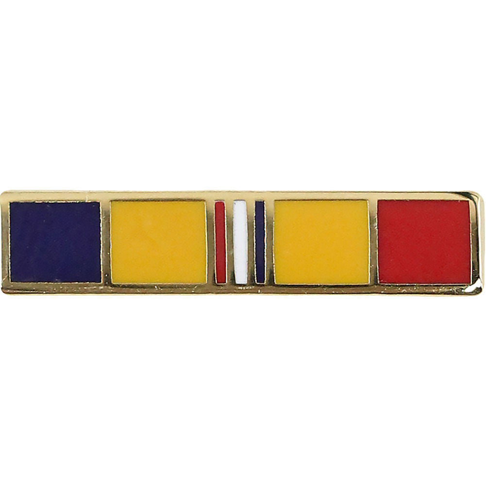 Combat Action Ribbon Lapel Pin