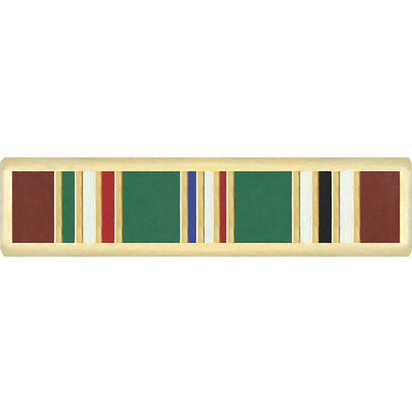 European - African - Middle Eastern Campaign Medal Lapel Pin