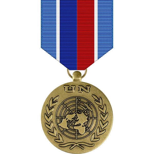 United Nations Mission in Haiti Medal
