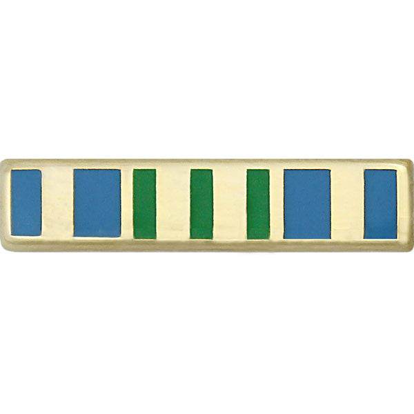 Outstanding Volunteer Service Medal Lapel Pin