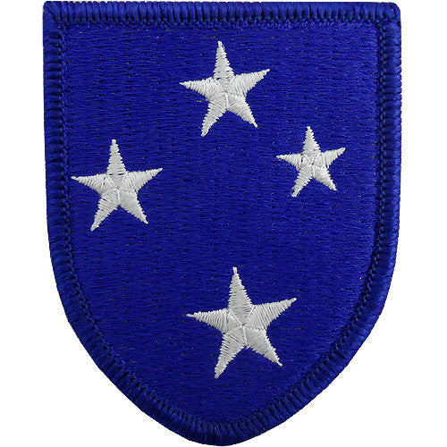 23rd Infantry Division Class A Patch