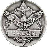 Air Force Command Civilian Award for Valor Medal Lapel Pin