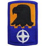 244th Aviation Brigade Class A Patch