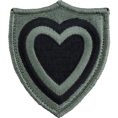 24th Corps ACU Patch