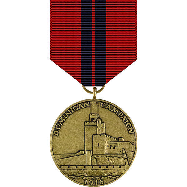 Dominican Campaign Medal - Marine Corps