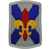 256th Infantry Brigade Class A Patch