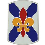 256th Infantry Brigade Combat Service Identification Badge