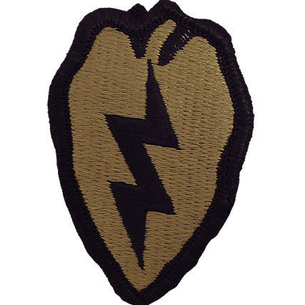 25th Infantry Division MultiCam (OCP) Patch
