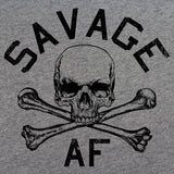 Savage AF Graphic T-Shirt
