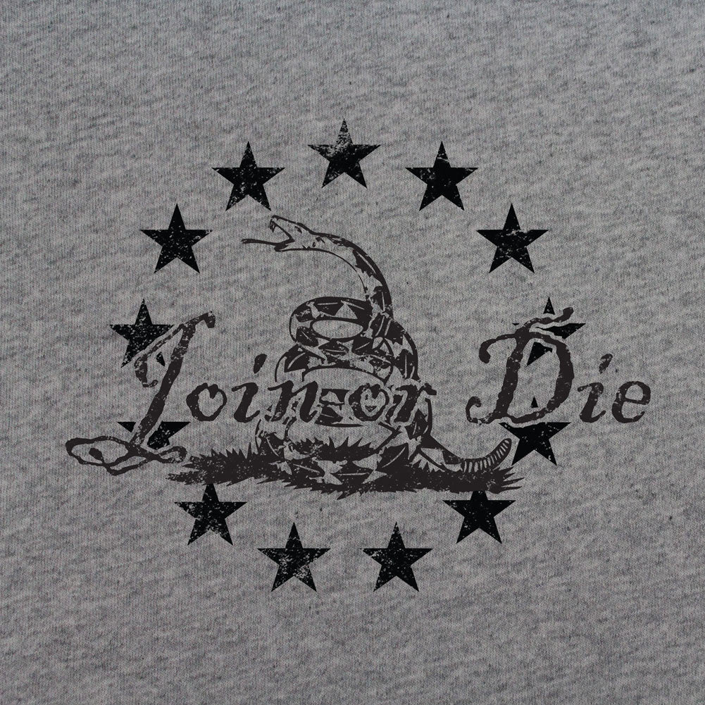 Join or Die Vintage Shirt
