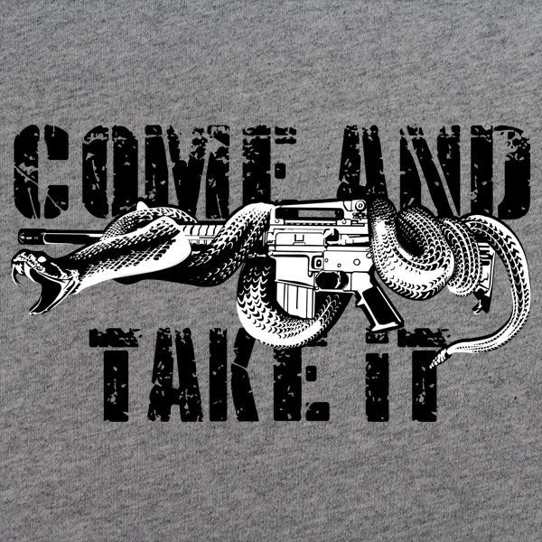 Come and Take It Graphic T-Shirt