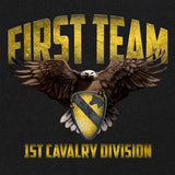 1st Cavalry First Team Graphic T-shirt
