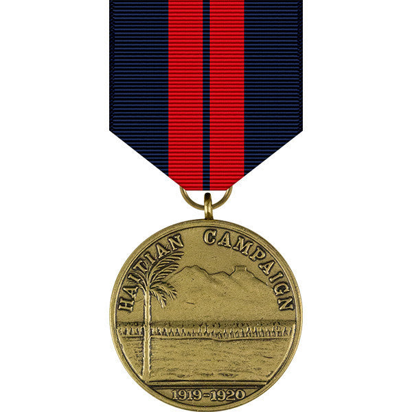 Second Haitian Campaign Medal - Navy