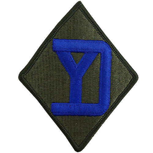 26th Maneuver Enhancement Brigade Class A Patch