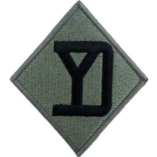 26th Maneuver Enhancement Brigade ACU Patch