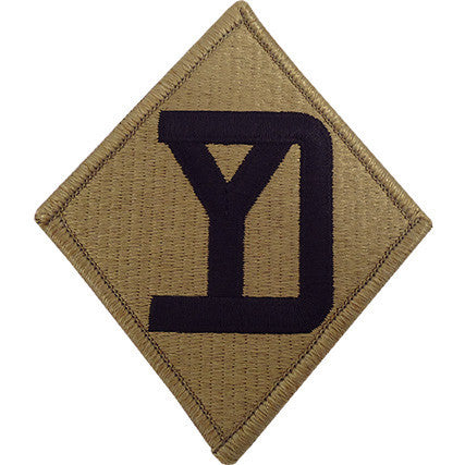26th Maneuver Enhancement Brigade MultiCam (OCP) Patch