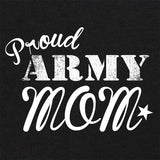 Women's Original Proud Army Mom T-Shirt