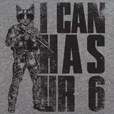 Original I Can Has UR 6 Cat Vintage Tank Top