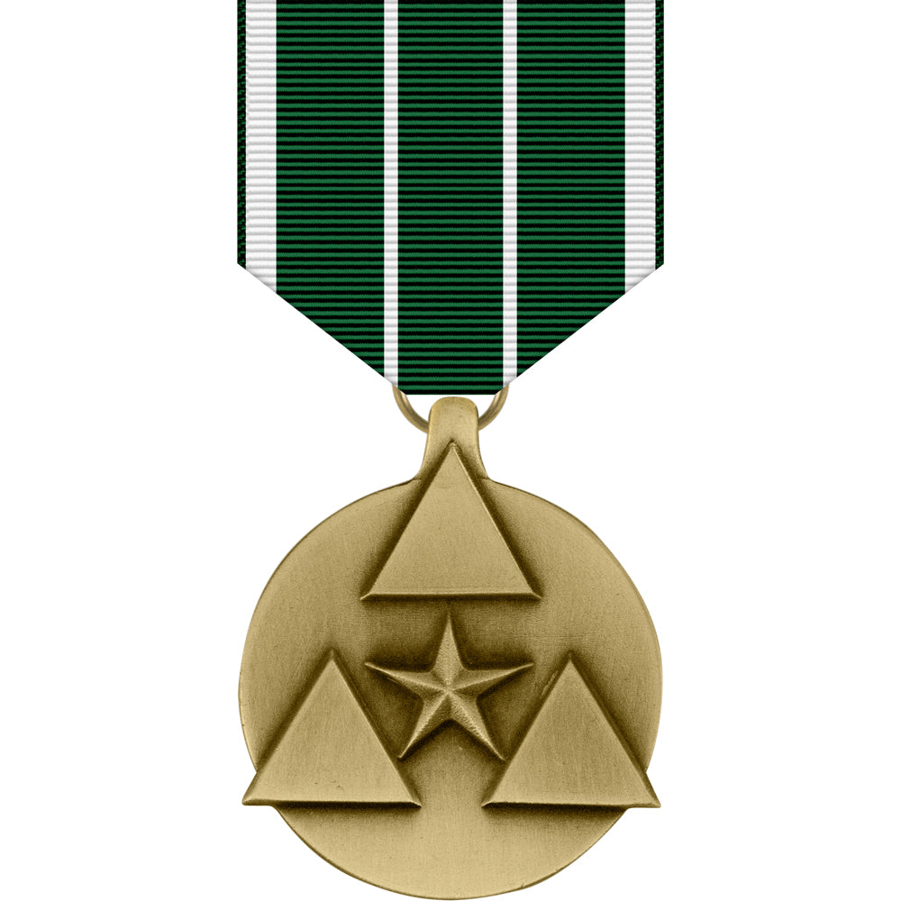 Army Commander's Award for Civilian Service Medal