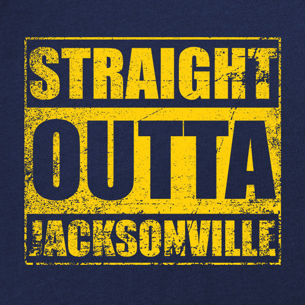 Original Straight Outta Jacksonville T-Shirt