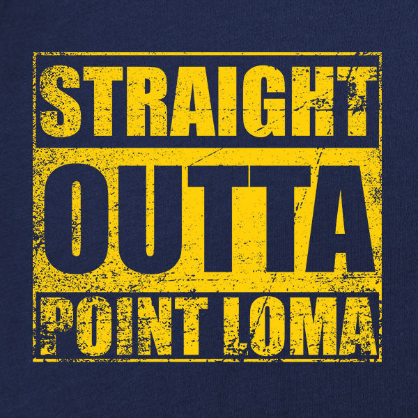 Original Straight Outta Point Loma T-Shirt