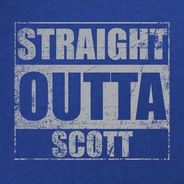 Original Straight Outta Scott T-Shirt