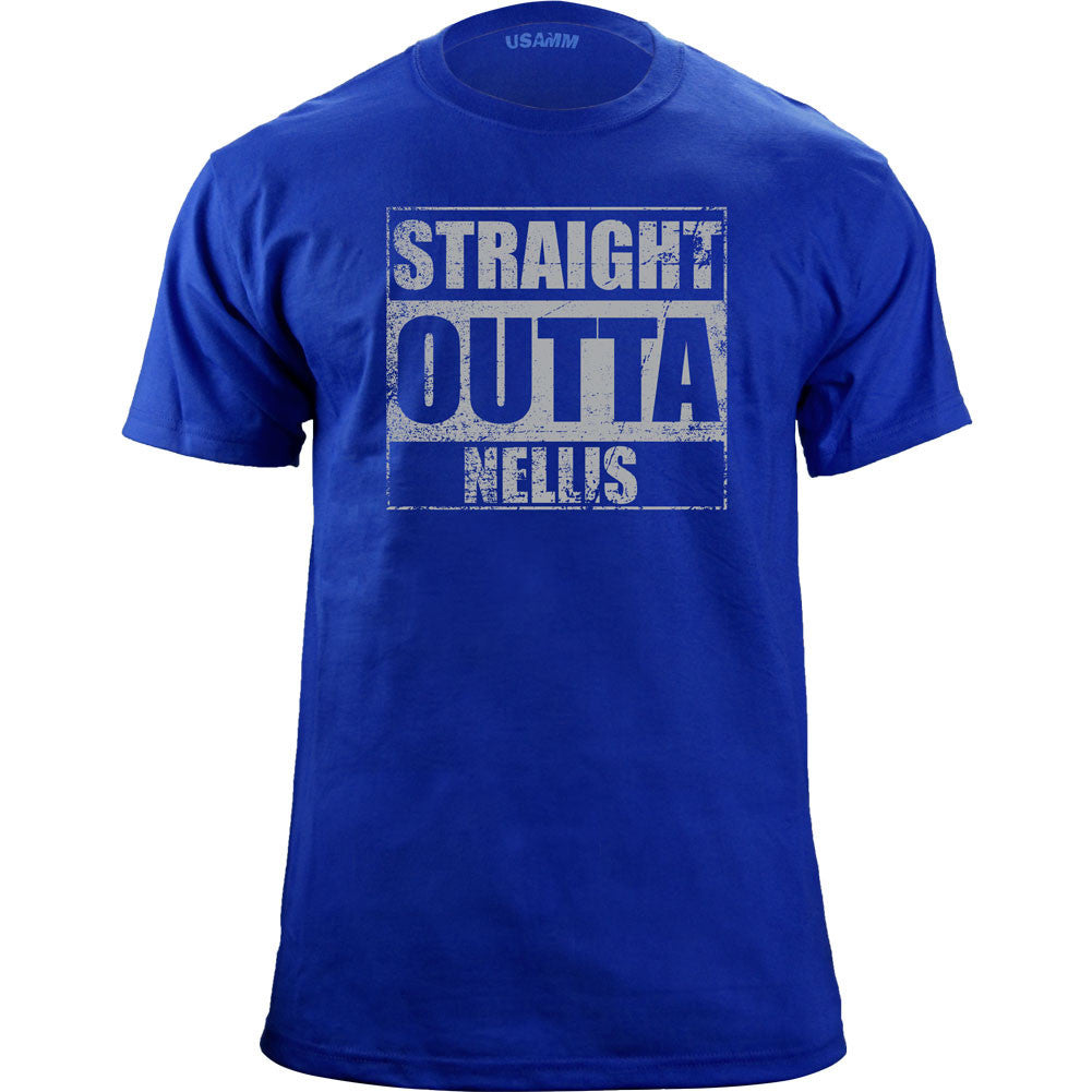 Original Straight Outta Nellis T-Shirt