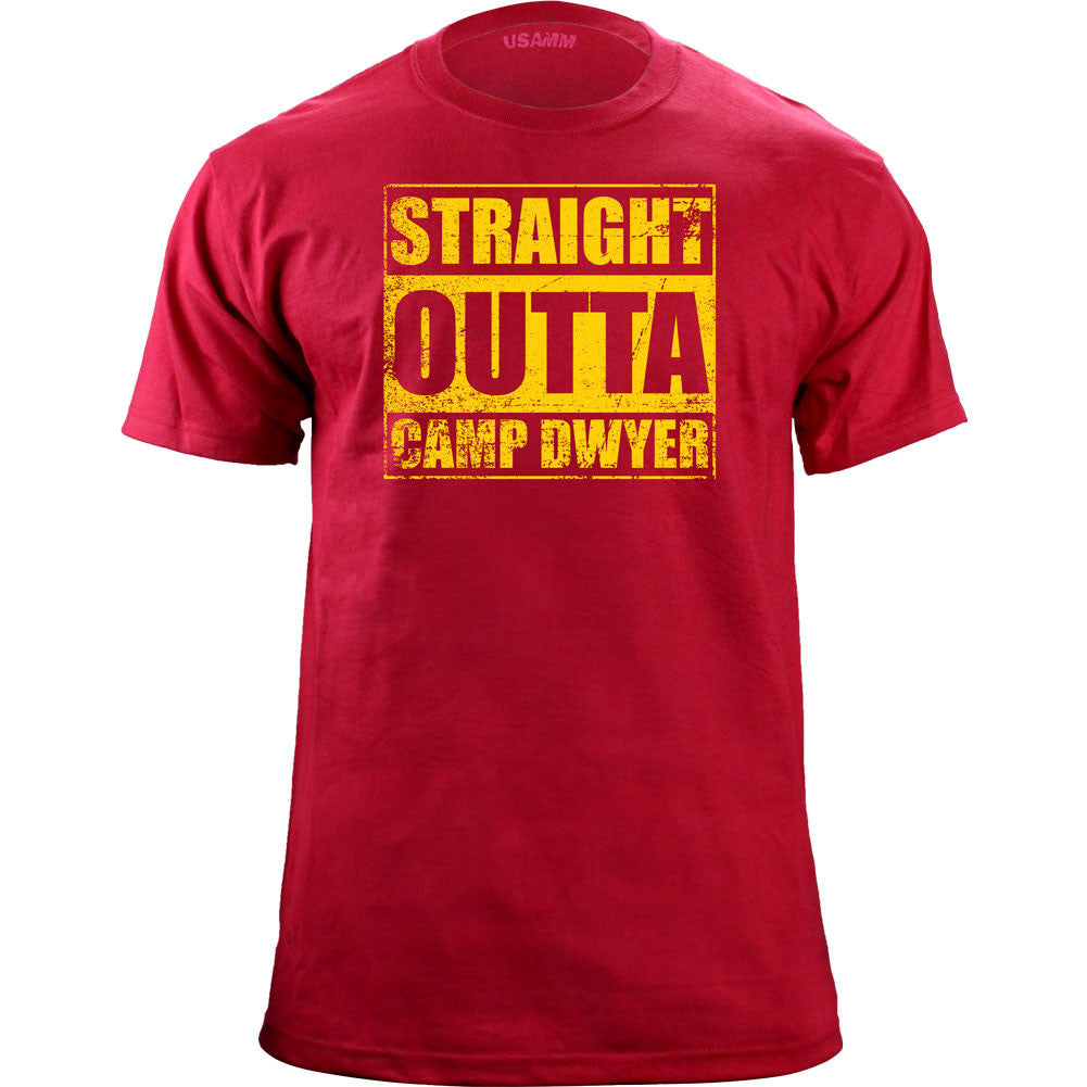 Original Straight Outta Camp Dwyer T-Shirt