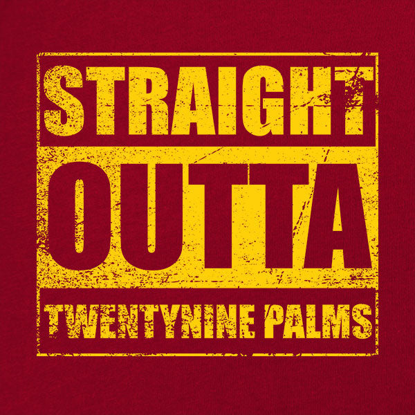 Original Straight Outta Twentynine Palms T-Shirt