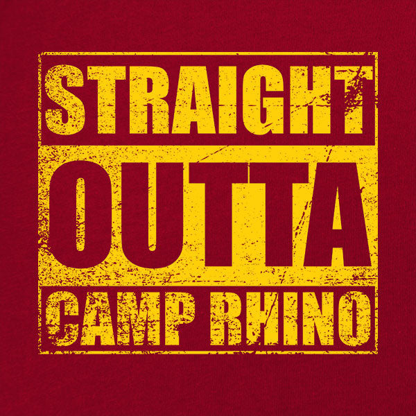 Original Straight Outta Camp Rhino T-Shirt