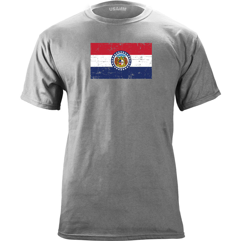Missouri State Flag T-shirt