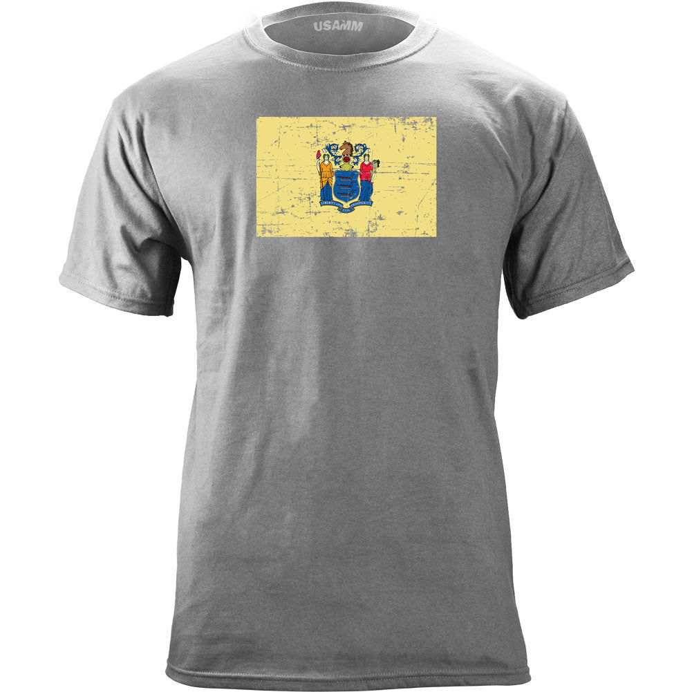 New Jersey State Flag T-shirt