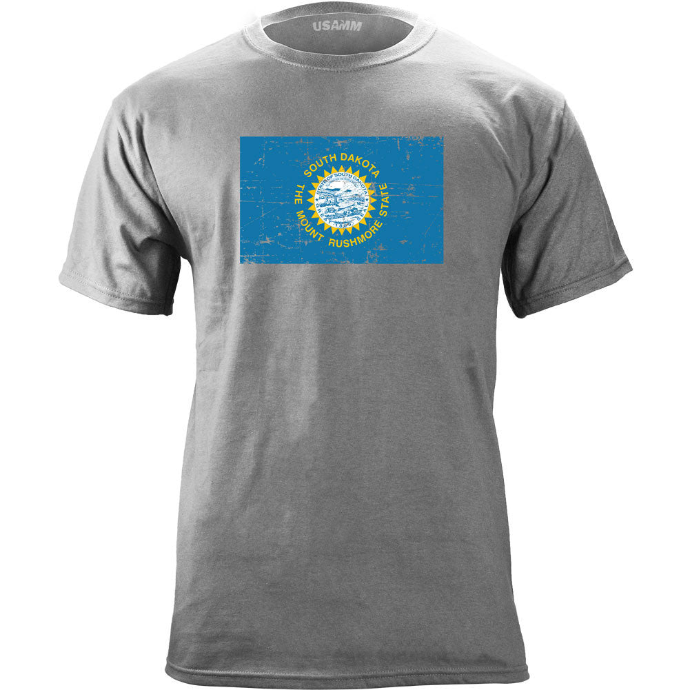 South Dakota State Flag T-shirt