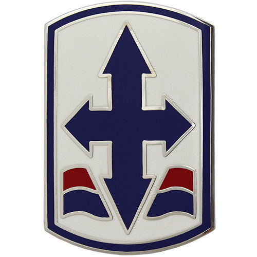 29th Infantry Brigade Combat Team Combat Service Identification Badge