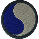 29th Infantry Division Class A Patch