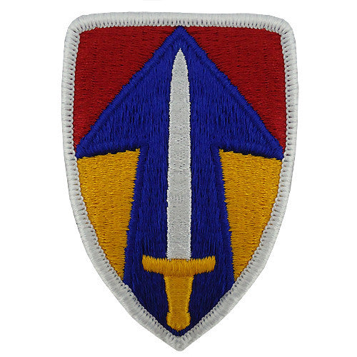 2nd Field Force Class A Patch