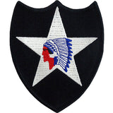 2nd Infantry Division Class A Patch