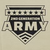 2nd Generation Army T-Shirt