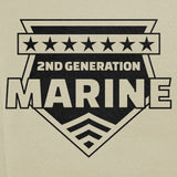 2nd Generation Marine T-Shirt