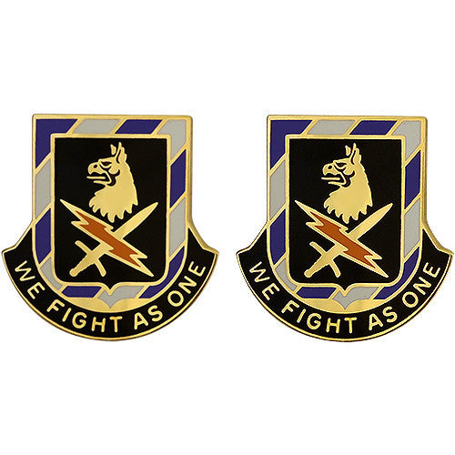 Special Troops Battalion, 2nd Brigade, 3rd Infantry Division Unit Crest (We Fight As One)