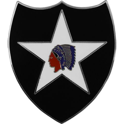 2nd Infantry Division Combat Service Identification Badge